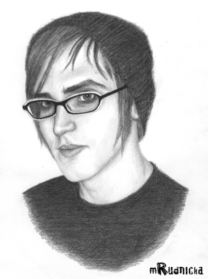 Mikey Way by magda-poland